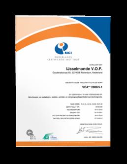 Ijsselmonde_DL_Certificaat_HCA_VCA2