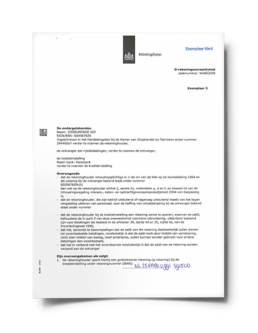 Ijsselmonde_DL_G-overeenkomst Rabo 991391500