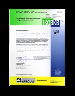Ijsselmonde_DL_KomoProsescertificaat