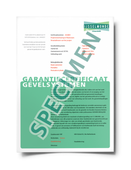 Ijsselmonde_DL_Specimen_Garantie_Certificaat_2018