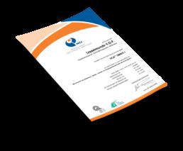 Ijsselmonde VCA Certificate